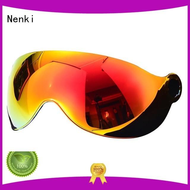 new Anti-Impact speed helmet visor Nenki manufacture