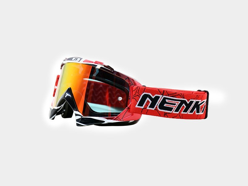Wholesale new best motocross goggles Nenki Brand