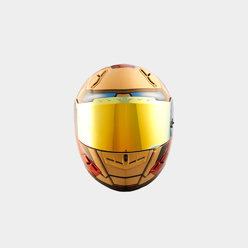 Comfortable Fashion Multi Color full face motorcycle helmets for sale Nenki