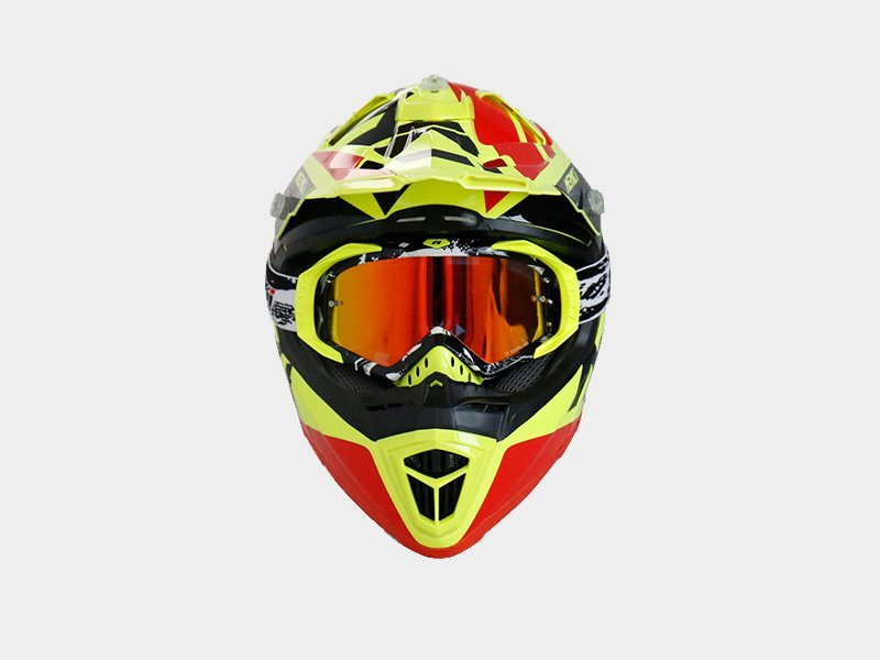 safe Custom colorful motocross helmets for sale Hot selling Nenki