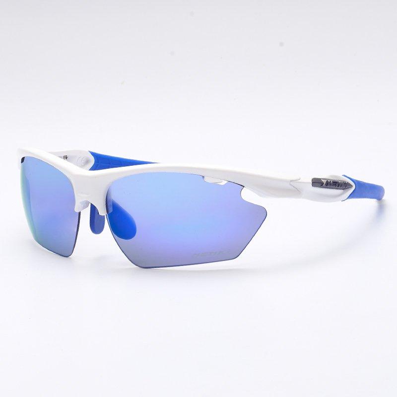 Nenki Sports Sunglasses UV400 Protection Cycling Glasses Driving Running Fishing Baseball Glasses Outdoor Sports Super light NK-01 Cycling Sunglasses image1