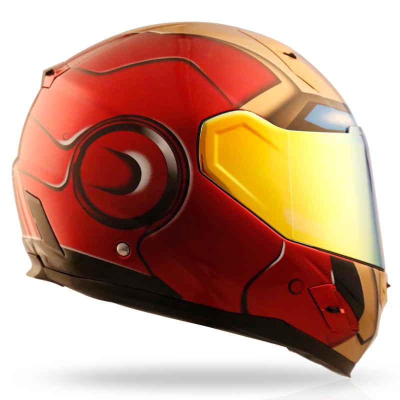 Nenki Motorcycle Helmets Full Face Helmet Street Bike DOT Certified 2 Visors with Clear Shield Dual Visors Ironman Nenki Helmet Full Face Helmets image15