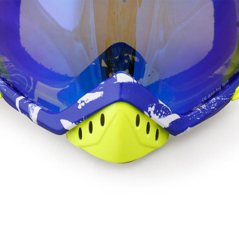 Nenki Motocross Goggles Dirt Bike Motorcycle ATV Off Road Racing MX Riding Glasses Anti UV Adjustable Strap NK1023 Nenki Motocross Goggles image5