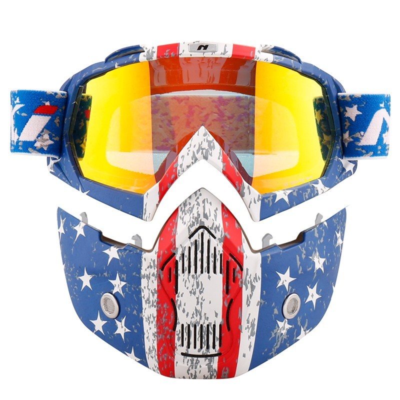 wholesale Off-Road Multi Color Adult open face helmets online Nenki