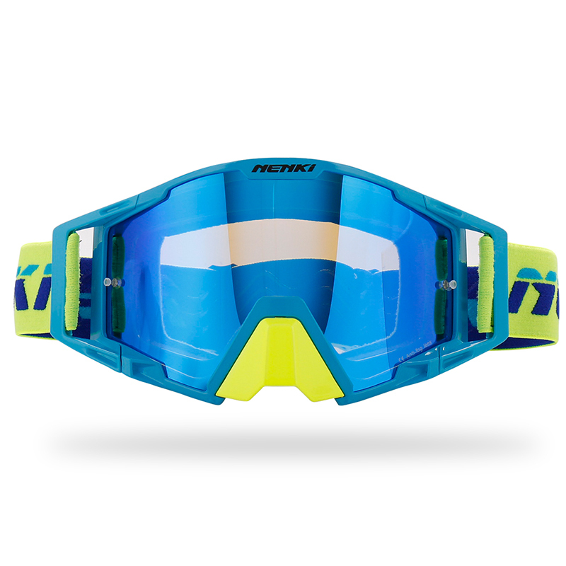 Hot selling Adjustable new best motocross goggles Nenki Brand