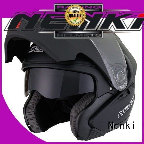 wholesale certified OEM flip motorcycle helmet Nenki