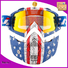 Nenki Brand colorful Off-Road open face helmets online manufacture
