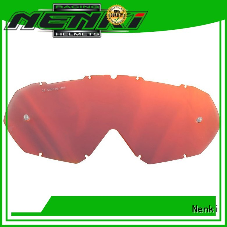 Fashion Protective Motocross Goggles Lens Nenki manufacture