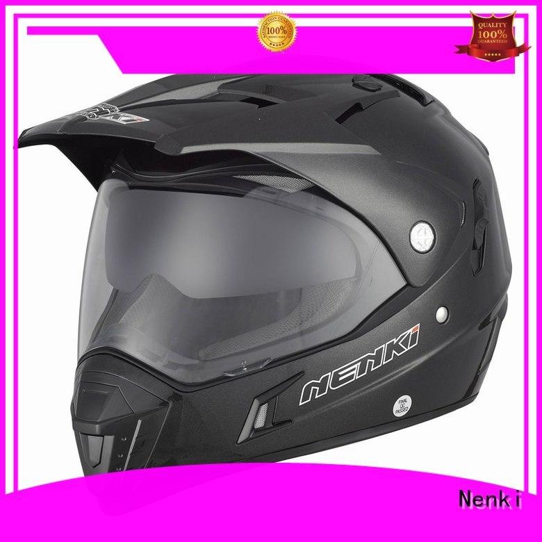 discount helmets Top rated Adult approved Nenki Brand top motorcycle helmet brands