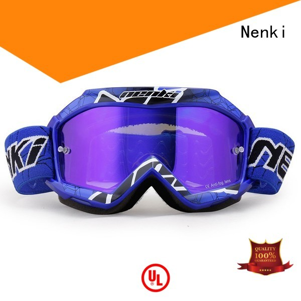best motocross goggles Adjustable dustproof cheap motocross goggles manufacture