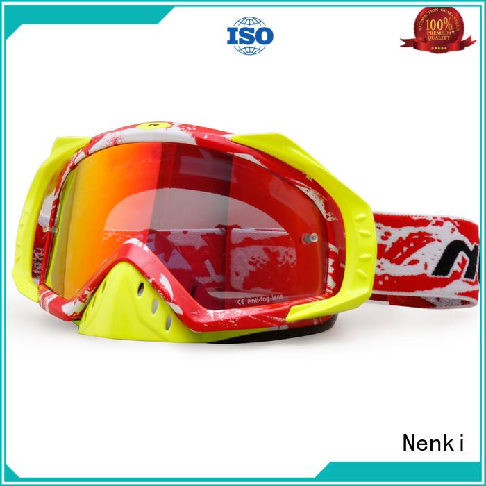 best motocross goggles Fashion Comfortable Nenki Brand