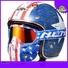 best open face motorcycle helmet Protective open face helmets online Nenki Brand