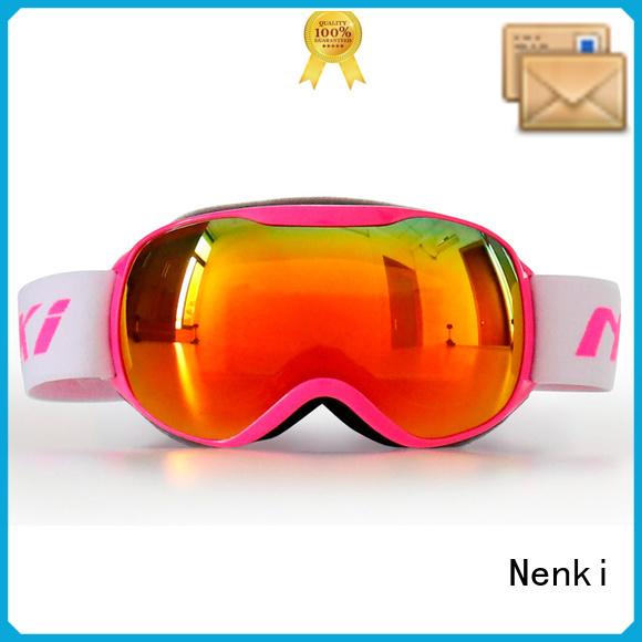 top rated ski goggles affordable High quality ski goggles online Nenki Brand