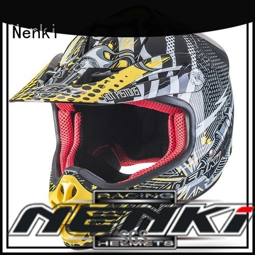 Nenki Brand affordable safe custom discount helmets