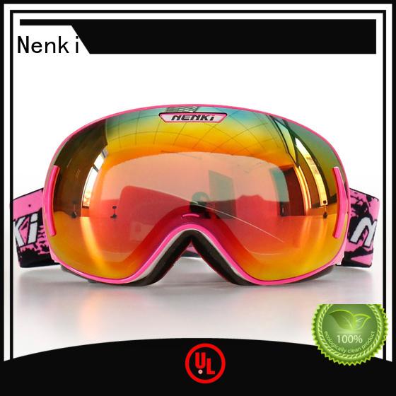 Nenki Brand kids skating ski goggles online manufacture