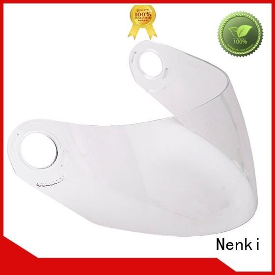 Nenki Brand Protective Top rated Windproof helmets visors manufacture