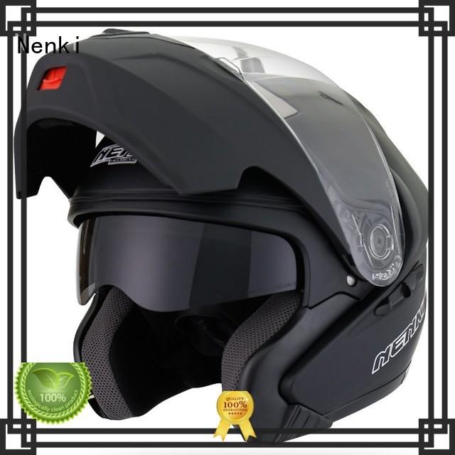certified quietest modular helmet Fiberglass Unique Nenki Brand