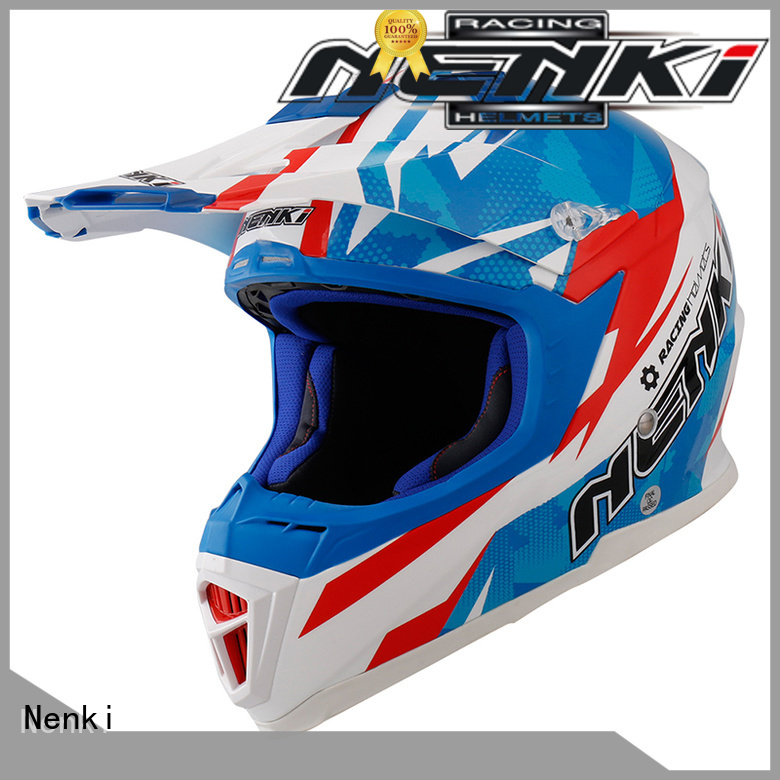wholesale Fashion motocross helmets for sale new Nenki