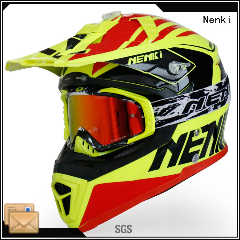 discount helmets colorful Adult Warranty Nenki