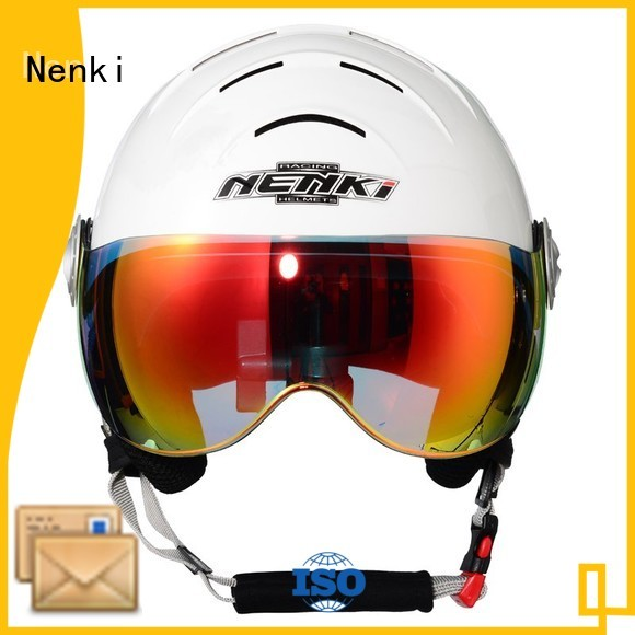 Nenki Brand Top rated affordable Comfortable best womens ski helmets