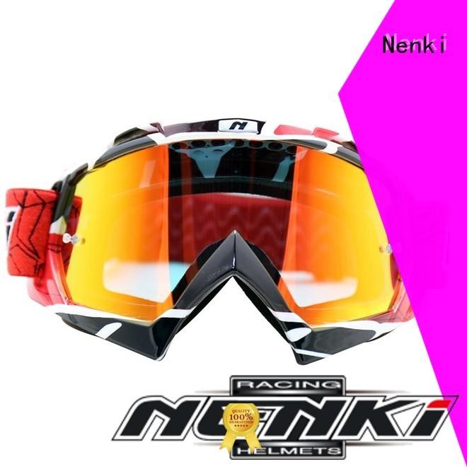 best motocross goggles dustproof Bulk Buy Anti-UV Nenki