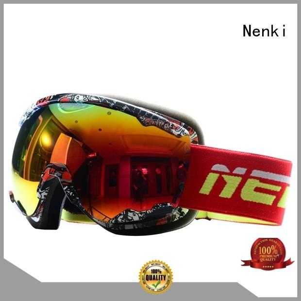 Fashion Flexible Nenki Brand ski goggles online