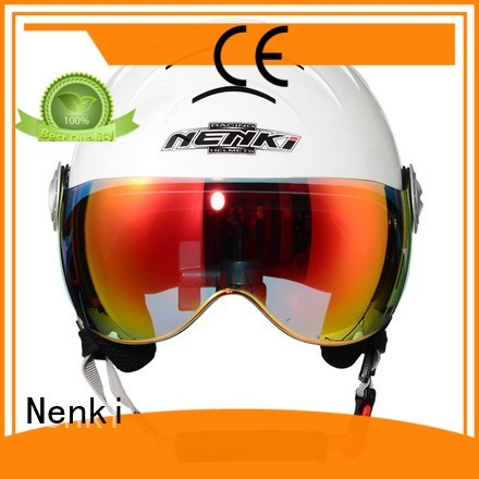 affordable safe best womens ski helmets Nenki Brand