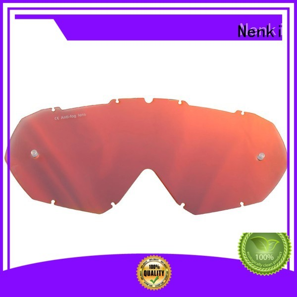 Motocross Goggles Lens Fashion safe tear off lens wholesale Nenki Brand