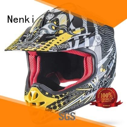discount helmets Comfortable Off-Road motocross helmets for sale Nenki Brand