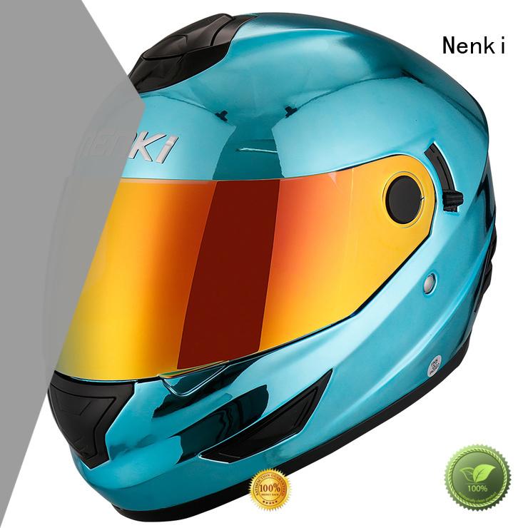 discount full face motorcycle helmets shell full face full face motorcycle helmets for sale spiderman Nenki Brand