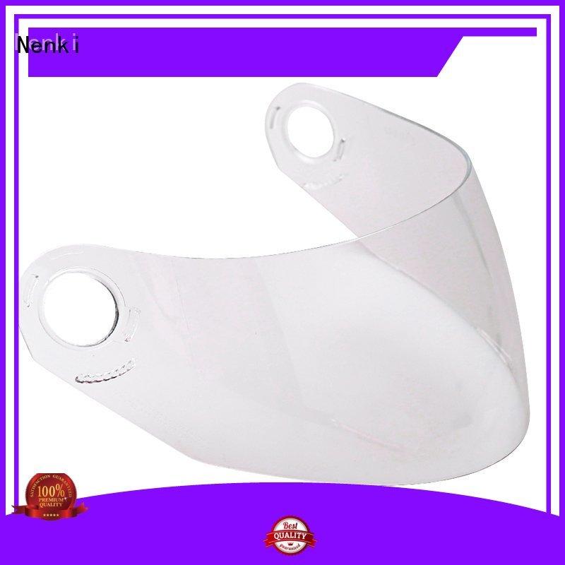 Wholesale High quality speed helmet visor Anti-Impact Nenki Brand