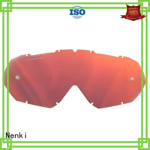 Nenki Brand Lightweight Motocross Goggles Lens Comfortable supplier