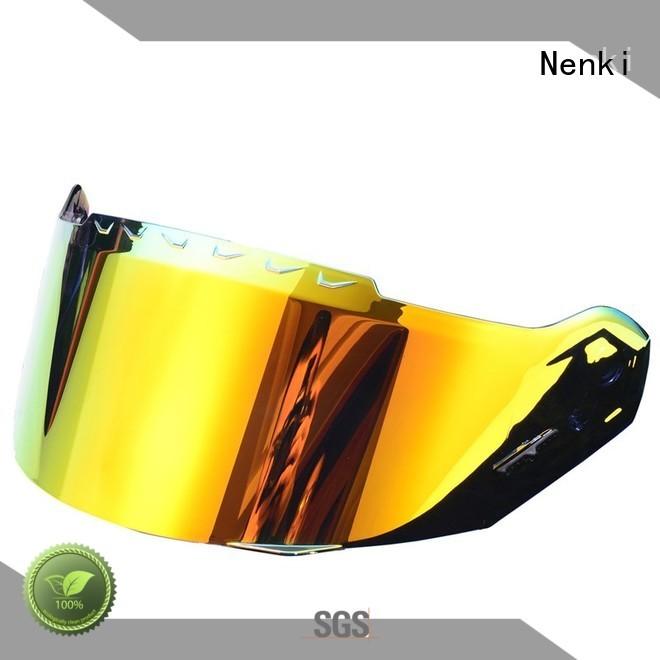 Nenki Brand Protective safe custom speed helmet visor