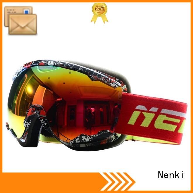top rated ski goggles wholesale Top rated Nenki Brand company