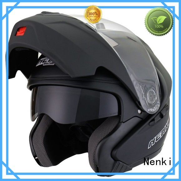 Nenki Brand Fashion Unique quietest modular helmet