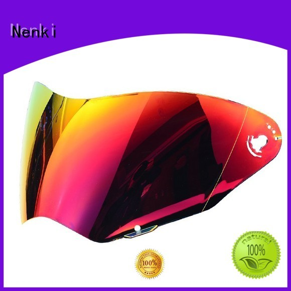 speed helmet visor wholesale affordable Nenki Brand